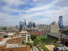 Philadelphia PA from Drexel University [4000 x 2992] [OC]