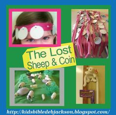 Parable of the Lost Sheep & the Lost Coin (Updated)