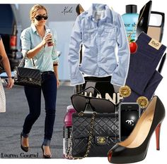 """Lauren Conrad Style"" I've always loved her style!"