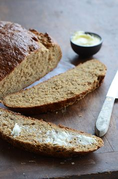 Homemade Rye Bread #recipe #baking  (bit gluten free)
