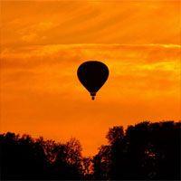 Fun Hot Air Balloon Ride & other Romantic Date Ideas