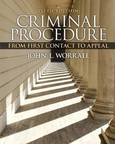 133494950 Criminal Law John L Worrall