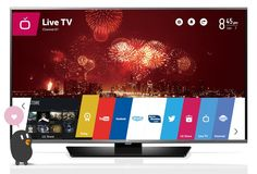 تلویزیون هوشمند الجی LED TV LG 43LF630T - فروشگاه اینترنتی پولوتک Led Televisions, Smart Tv, Wifi, Internet, Appliance, 3d, Shopping, Television Set, Brickwork