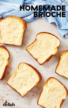 If you love butter, you'll live for this brioche bread. Best Picture For brown Bread Reci Homemade Brioche, Homemade Breads, Homemade French Bread, Bread Machine Recipes, Brioche Bread Machine Recipe, Brioche Loaf, Baking Recipes, Dessert Recipes, Cloud Bread