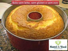 Sem glúten, por favor!: Receita de hoje: testei o famoso bolo sem glúten, ...