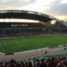 Stadium CHICO CARRASQUEL Puerto La Cruz city, Venezuela  - CARIBES DE ANZOATEGUI