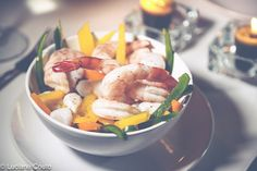 SHRIMP AND SCALLOPS CEVICHE: EASY AND DELICIOUS