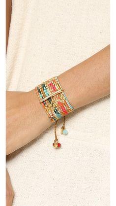 Mishky Melted Bar Bracelet
