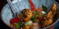 Poulet sauté aux épices indiennes