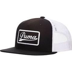 Shop Hand Snapback Hat in Black by Puma // Puma // WestCoastClothingCo. http://westcoastclothingco.com/retailers/puma/shop-hand-snapback-hat-puma.html
