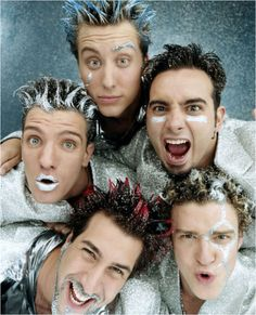 N*Sync kind of day!