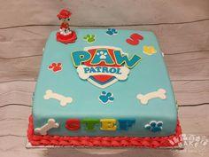 Paw Patrol verjaardagstaart birthday cake