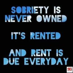 Sometimes you don't know this until you miss a few rent payments