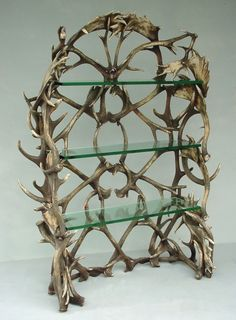 antlers the ultimate in home decor. Ughhhh want!!!!! Looks like something from Game of Thrones