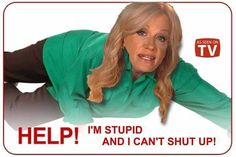 Conway {I CAN'T STAND THIS (REPORTEDLY) FEMALE RIGHT NOW! THINKING ABOUT THE NEXT 4 YEARS OF HEARING THAT MOUTH ATTEMPT TO SPEAK ENGLISH.....GOD HELP US.