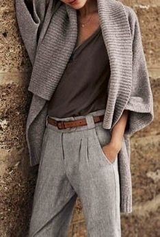 Layered neutrals