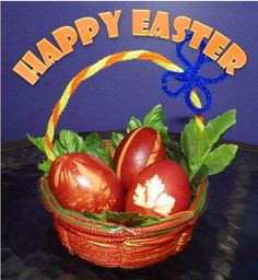Fun For All: Happy Easter Happy Easter, Apple, Fruit, Gallery, Happy Easter Day, Roof Rack, The Fruit, Apples
