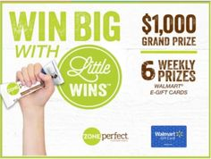 Visit MyLittleWins.com for your chance to win! Over $2,000 in prizing! #MyLittleWinsSweepstakes https://wn.nr/XphjN6