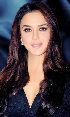 Preity Zinta (so classy!)