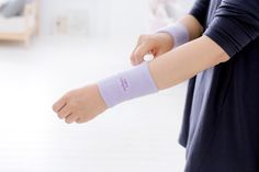 mothersbaby daily cotton wristband