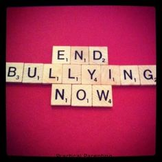 I just heard about a kid from Stillwater who committed suicide at school.It's so sad that he thought he had no one to turn to...They said it wasn't bully-related, but I don't believe that. If you're being bullied, PLEASE PLEASE PLEASE tell someone. There is always someone who will listen. If you are needing someone to talk to or just need a friend, feel free to message me on Facebook [linked to my Pinterest] and I will be glad to listen. Praying for his friends and family during this hard…