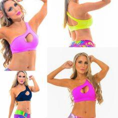 Sexy sports bras
