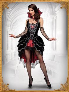 Webbed Mistress Costume - Womens Costumes