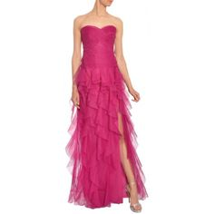 Amazon.com: Ml Monique Lhuillier Pleated Strapless Ruffle Tulle Evening Gown Dress: Clothinghttp://www.amazon.com/Monique-Lhuillier-Pleated-Strapless-Evening/dp/B00CPPAMC4/ref=sr_1_286?m=A4Z0YQ82KMQEY&s=apparel&ie=UTF8&qid=1381694646&sr=1-286