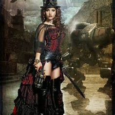 Steampunk Slayer | STEAMPUNK COUTURE