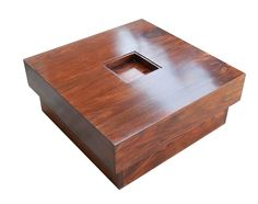 Attractive Wooden Coffee Table [ INCF15 ]