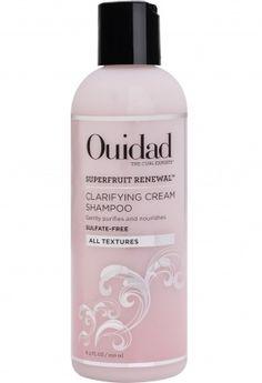 Ouidad – Superfruit Renewal Clarifying Cream Shampoo