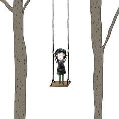 與樹 共舞