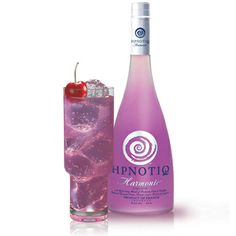 Hpnotiq Harmonie Splash -  3 oz. Hpnotiq Harmonie 1 oz. Premium Vodka 1 oz. Grapefruit Juice Splash of Cranberry Juice  Combine ingredients over ice and enjoy!