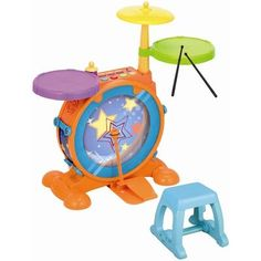 Winfun Jr. Rock Band Drum Set - Find Me The Cheapest Price: $35.96