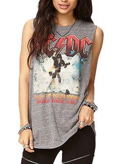 Rocker tunic with leggings