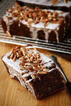 Chocolate Banana and Pecan Bread