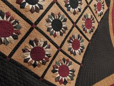 Quilting by Cheryl Ross, Heaven on Earth of Wabash, IN