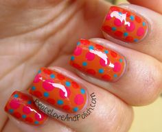 Peace, Love and Polish:  #nail #nails #nailart