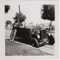Vintage shots from days gone by! - THE H.A.M.B.