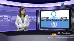 Zum Welt-Diabetes-Tag 2014 – oder: Welche Ziele hat die WHO? (klagemauer...