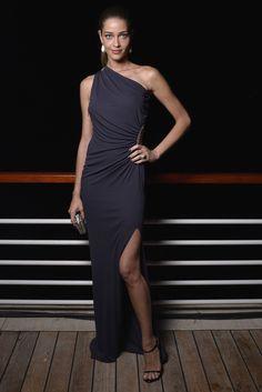 Ana Beatriz Barros at Cannes.