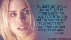 Rose Tyler Doctor Who Quotes | Doctor Who Rose Tyler quote