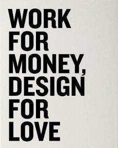 Designspiration - un mensaje para todos nuestros compañeros diseñadores