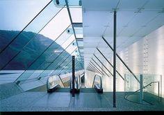 日建設計  『ポーラ美術館』  http://www.kenchikukenken.co.jp/works/1228371773/7064/
