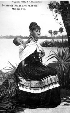 Seminole  1905:  One of the few tribes that never surrendered and signed a treaty with US.  Unconquered, free and their own Nation.