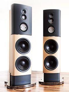 Unique Speakers siltech pantheon xxv - these look really #unique | music tech