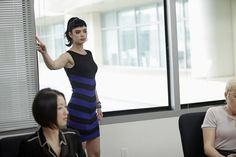 Krysten Ritter in Don't Trust the B---- in Apartment 23 ...  BoSS! ... Admire her character lol