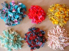 How to Make Scrappy Chrysanthemums - CraftStylish