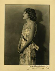 Mary Pickford portrait
