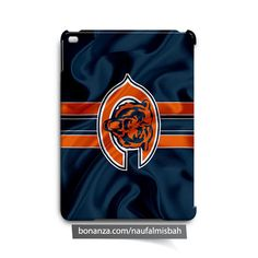 Chicago Bears Ruffles Silk iPad Air Mini 2 3 4 Case Cover